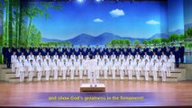 Choir Song ,  Kingdom Anthem (I) The Kingdom Descends on the World ,  The Kingdom of God Has Come
