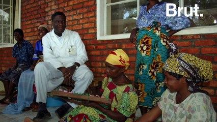 Brut a rencontré Denis Mukwege, pris Nobel de la paix