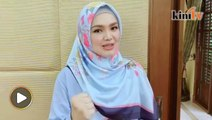 Siti Nurhaliza suntik semangat buat Harimau Malaya
