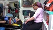 Kaza sonrası engelli çocuğun telefonda 'anne, anne' demesi yürek sızlattı