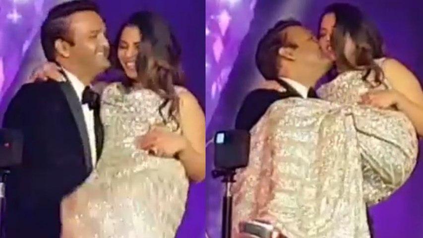 Isha Ambani को Anand Piramal ने Sangeet Ceremony में गोद में उठा कर किया Dance | Boldsky