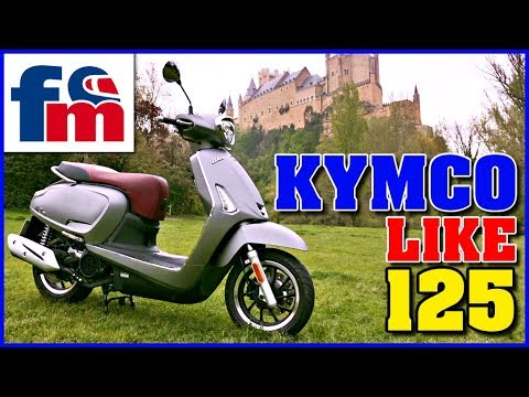 KYMCO Like 125 | Primera prueba