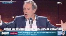 Jean-Jacques Bourdin demande à Brune Poirson de se taire - ZAPPING ACTU DU 10/12/2018