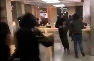 L'Apple store de Bordeaux se fait dévaliser par des casseurs