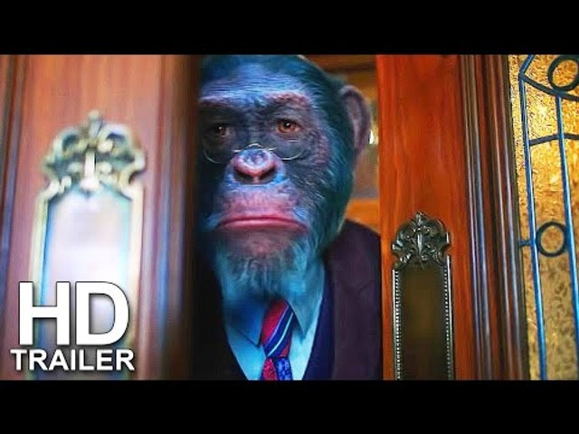 THE UMBRELLA ACADEMY Official Trailer (2019) - Netflix, Fantasy Series