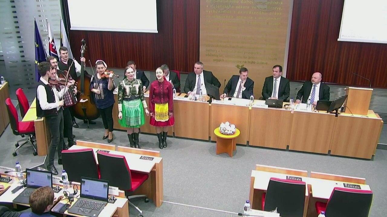 PREŠOV-PSK 10: Záznam zasadnutia Zastupiteľstva Prešovského samosprávneho kraja (PSK)