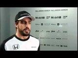 Declaraciones de Fernando Alonso ante la temporada 2015