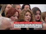 Aktivistët e Besës protestojnë në debatin për ndryshimet kushtetuese