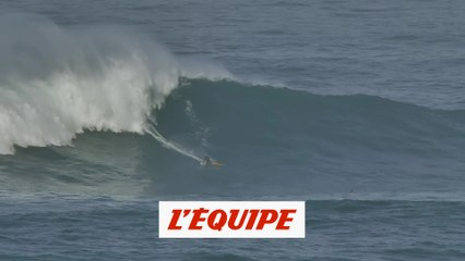 la vague Belharra a cassé ce matin - Adrénaline - Surf