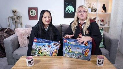 DUEL HARRY POTTER EN LEGO ! Lola Dubini face à Yoko-Nailart