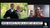 Ayers Turns Down Chief Of Staff Offer, Trump Looks Elsewhere