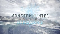Monster Hunter World Iceborne - Tráiler de presentación