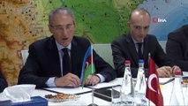 - Tarım ve Orman Bakanı Pakdemirli Azerbaycan'da- Tarım ve Orman Bakanı Bekir Pakdemirli, Azerbaycan Çevre ve Doğal Kaynaklar Bakanı Muhtar Babayev ile görüştü