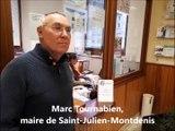 Gilets jaunes  : l'initiative du maire de Saint-Julien-Montdenis