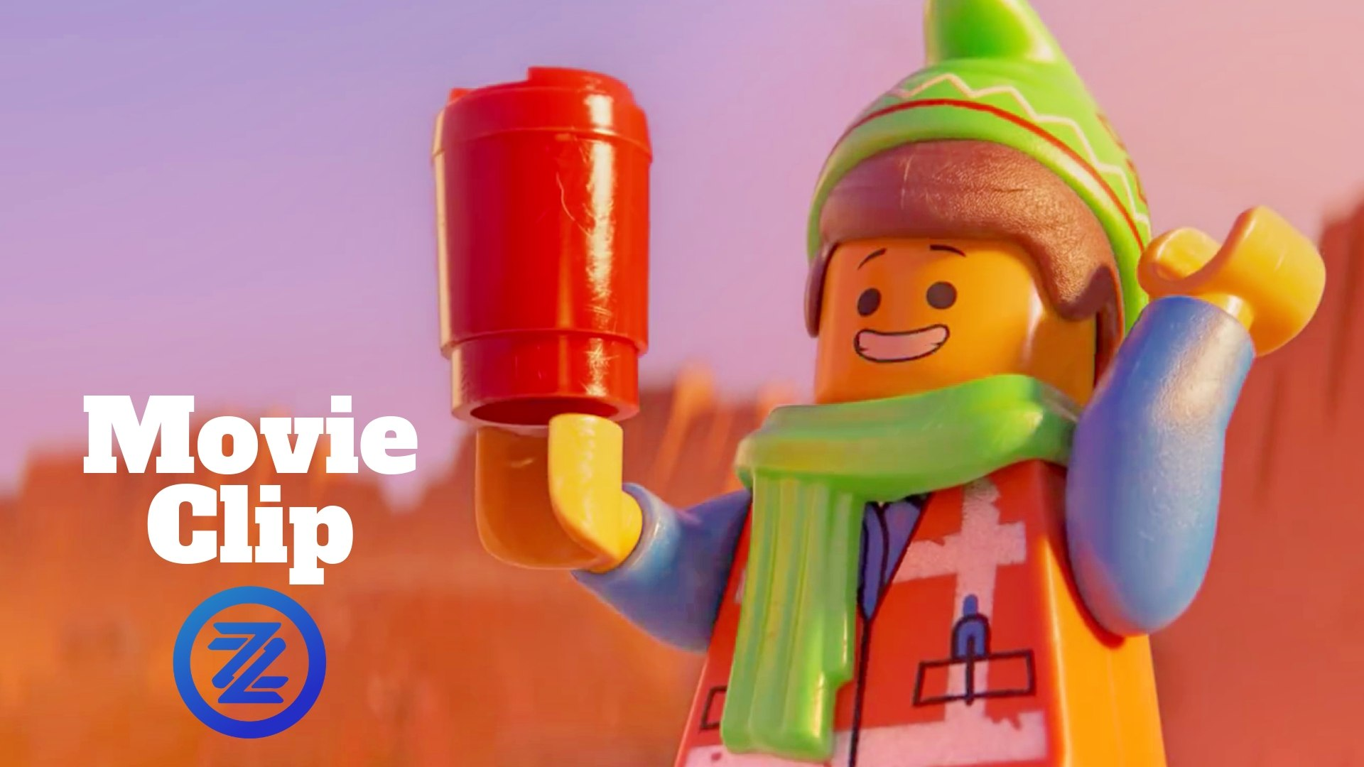 The Lego Movie 2: The Second Part Movie Clip - Emmet's Holiday Party (2019) Animated Movie HD