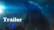 Godzilla: King of the Monsters Trailer #2 (2019) Millie Bobby Brown Action Movie HD