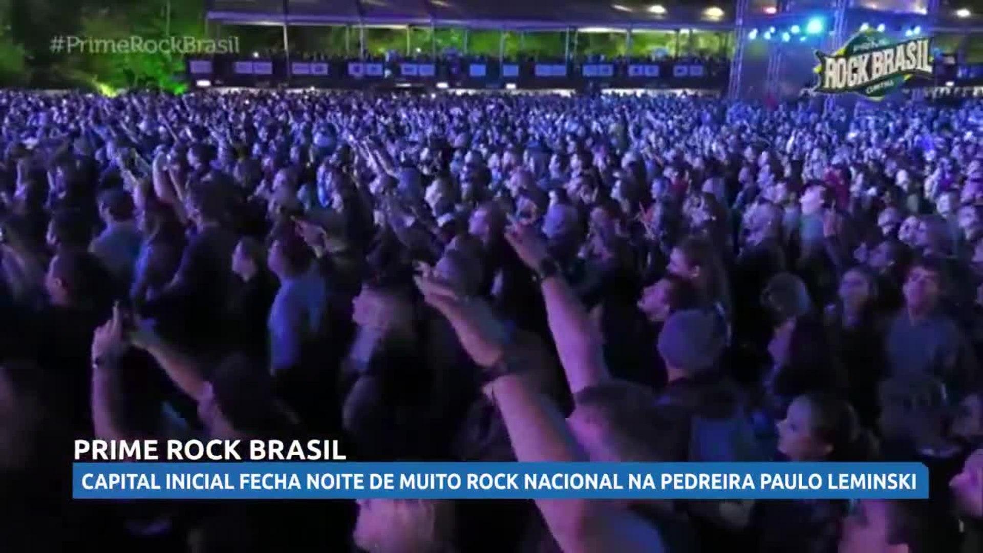 Prime Rock Brasil: festival de rock era sonho antigo do Capital Inicial