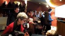 Attirés par le prix Goncourt Nicolas Mathieu, près de 700 lecteurs se rassemblent à la salle Poirel de Nancy