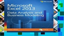 Library  Microsoft Excel 2013: Data Analysis and Business Modeling