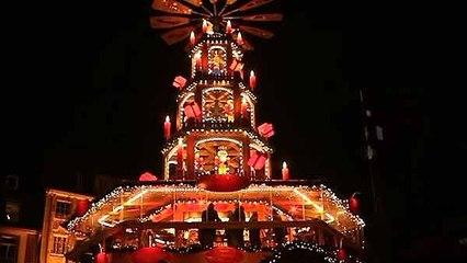Fulda – Weihnachtsmarkt in der Barockstadt