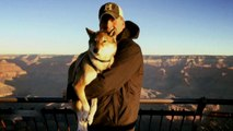Mayor takes terminally ill dog on cross-country road trip