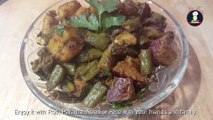Sem Fali aloo | Balor (Valor) Phali Alu ki Sabji | Surti Papdi Recipe | Indian beans | Fava Beans | Sem Phali Aloo ki Sabji / Sabzi | Valor Phali | Balor Phali | broad beans | gujarati food | rajasthani food | No Onion | no Garlic | Jain Food | Big Foodie