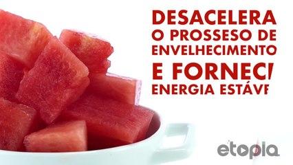 Melhore seu desempenho comendo melancia.