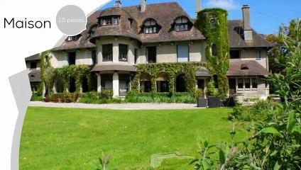 A vendre - Maison/villa - Varengeville sur mer (76119) - 15 pièces - 500m²