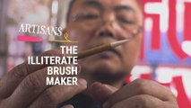 The Illiterate Brush Maker From Jingdezhen