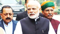 PM Modi before  Parliament Winter Session urges Parties to take Public Interest issues Oneindia News