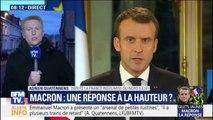 """Adrien Quatennens: les annonces d'Emmanuel Macron, c'est """"un arsenal de petites rustines"""""""