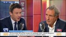 "Benjamin Griveaux: ""Le SMIC va augmenter de 100 euros nets"""