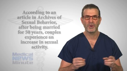 Sexual Frequency Increase After 50 years of Marriage
