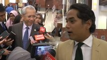 Umno sec-gen explains why Sabah reps may want to leave; Khairy dodges question