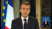"""Emmanuel Macron : """"Il m'est arrivé de blesser certains d'entre vous"""""""