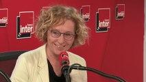 Muriel Pénicaud est l'invité du Grand Entretien de France Inter