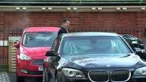 Foreign Secretary Jeremy Hunt departs Carlton House