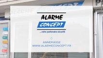Alarme Concept - Pose d'alarmes intrusion, télésurveillance, détection incendie à Annemasse