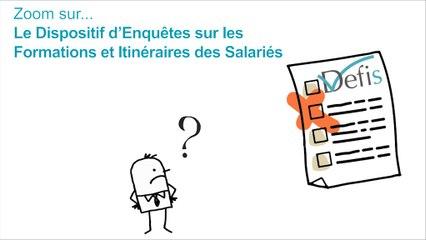 Le dispositif d'enquêtes sur les formations et itinéraires des salariés (DEFIS)