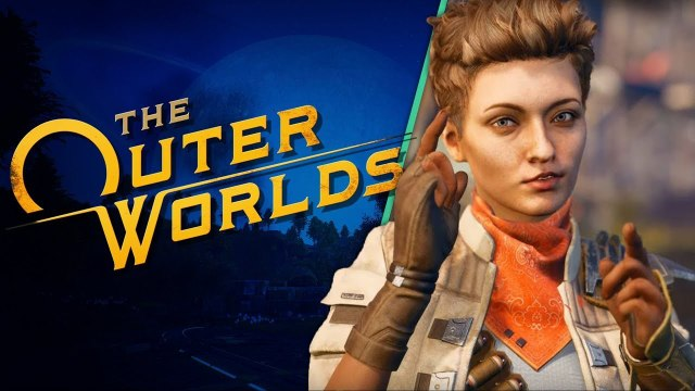 The Outer Worlds - Trailer Reaction | LVL UP