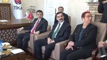 Tarım ve Orman Bakanı Pakdemirli Azerbaycan'da- Tarım ve Orman Bakanı Bekir Pakdemirli, Azerbaycan...