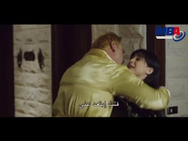 شاهد مي عزالدين تتعرض للاغتصاب من راجل امريكي سكران شاهد ماذا حدث!!