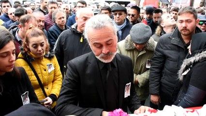 Cem Demir'in Cenazesi