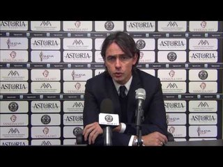 Conferenza stampa Mister Inzaghi post Venezia-Maceratese