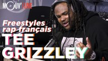 Tee Grizzley freestyle sur du Booba, Rim'K et Koba LaD / freestyles on french rap songs