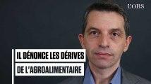 Pesticides et crottes de rats : il dénonce les dérives des géants de l'agroalimentaire
