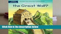 [P.D.F] Where Is The Great Wall? by Tomie dePaola