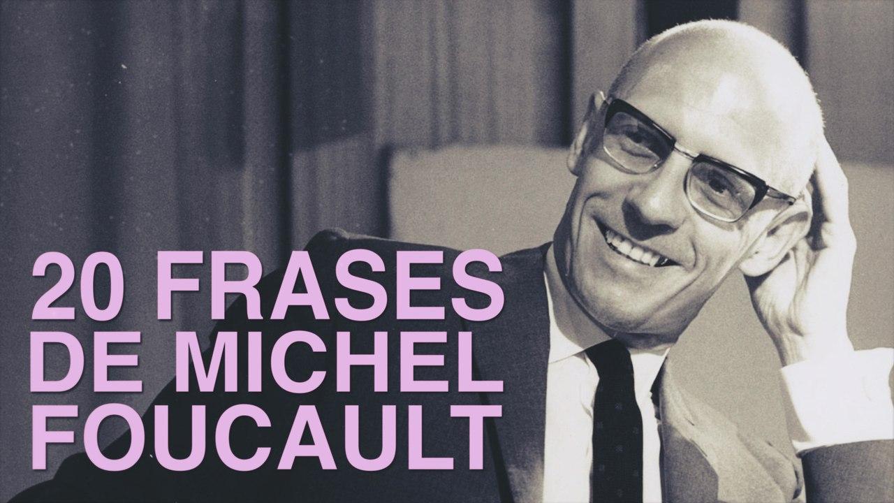 20 Frases De Michel Foucault El Pensamiento Moderno Francés