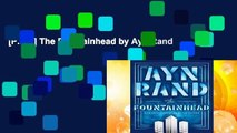 [P.D.F] The Fountainhead by Ayn Rand