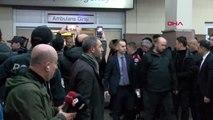 Rize Tayin İsteyen Polis Dehşet Saçtı Rize Emniyet Müdürü Şehit, 2 Polis Yaralı
